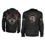 Sweatshirt Death Race - Marlity/Black - Mann