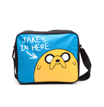 Umhängetasche Adventure Time - jake Plush