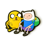 Schnalle Adventure Time - Jake & Finn