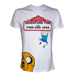 T-Shirt Adventure Time 240203