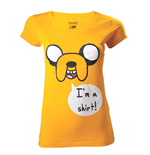 T-Shirt Adventure Time - i'm a Shirt - Frauen