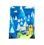 Reisetasche Adventure Time  - Blue Mountain Jake & Finn