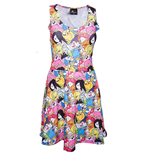 Kleid Adventure Time - AOP Dress Frau