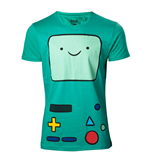 T-Shirt Adventure Time - Beemo Green