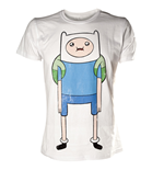 T-Shirt Adventure Time - Finn Print