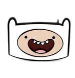 Schnalle Adventure Time - Finn