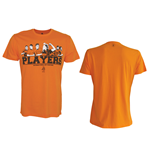 T-Shirt KNVB - Players in orange