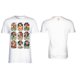 T-Shirt KNVB - Pictures in weiss