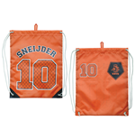 Sporttasche KNVB - Gymbag Sneijder Nr. 10 in orange