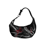 Bauchtasche AFI  - Printed Fallen Angels Hobo Bag