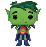 Teen Titans Go! POP! Television Vinyl Figur Beast Boy as Martian Manhunter 9 cm