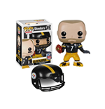 NFL POP! Football Vinyl Figur Ben Roethlisberger (Steelers) 9 cm
