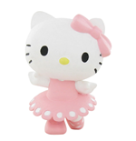 Hello Kitty Minifigur Hello Kitty Dancer 6 cm