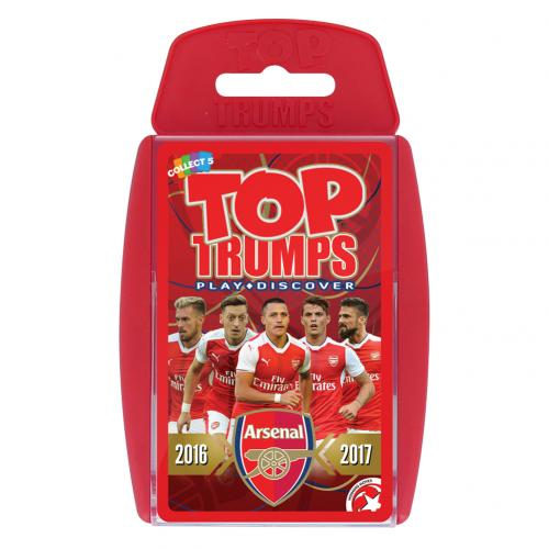 Spielzeug Arsenal Top Trumps 17