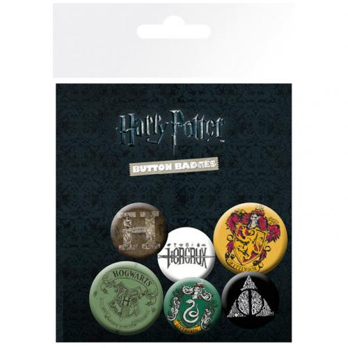 Brosche Harry Potter  241058
