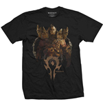 World of Warcraft T-Shirt für Männer - Design: Blackhand Compilation