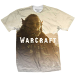 World of Warcraft T-Shirt für Männer - Design: Durotan Fade