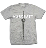 T-Shirt World of Warcraft Sword