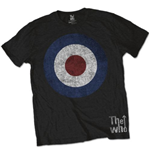 T-Shirt The Who Target Distressed