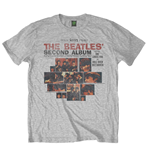 T-Shirt Beatles Second Album