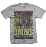 StudioCanal T-Shirt für Männer - Design: Dr Who & The Daleks