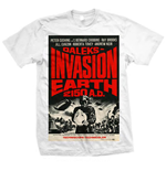 StudioCanal T-Shirt für Männer - Design: Daleks Invasion Earth