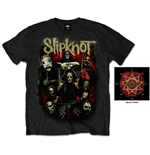 T-Shirt Slipknot Come Play Dying