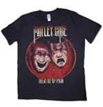 Mötley Crüe  T-Shirt für Männer - Design: Theatre of Pain