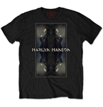 T-Shirt Marilyn Manson Mirroed