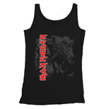 T-Shirt Iron Maiden Contrast Trooper