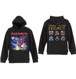 Sweatshirt Iron Maiden Legacy Beast Fight