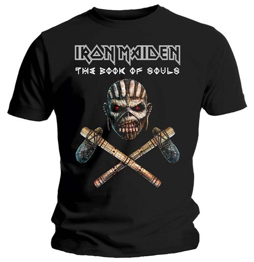 T Shirt Iron Maiden Harley Davidson