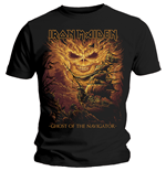 T-Shirt Iron Maiden Ghost of the Navigator