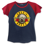 T-Shirt Guns N' Roses Circle Logo