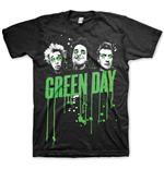 T-Shirt Green Day Drips