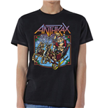 Anthrax T-Shirt für Männer - Design: Christmas is Coming