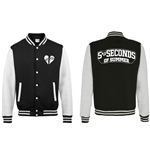Jacke 5 seconds of summer Collegiate Logo