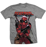 T-Shirt Deadpool Big Print