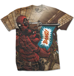 T-Shirt Deadpool Bang