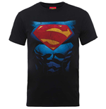 Superman T-Shirt für Männer - Design: Superman Pectacular Logo