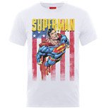 T-Shirt Superman US Flight