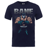 T-Shirt Dc Comics: Batman Bane. Mann