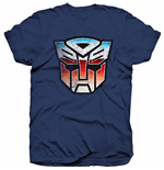 T-Shirt Transformers autobot Shield Distress