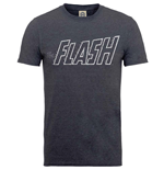 The Flash T-Shirt für Männer - Design: Originals The Flash Crackle Logo