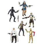 Star Wars Black Series Actionfiguren 15 cm 2016 Wave 4 Sortiment (6)