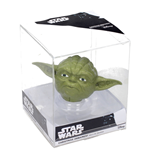 Star Wars Christbaumschmuck 3D Yoda Head