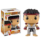 Street Fighter POP! Games Vinyl Figur Ryu 9 cm