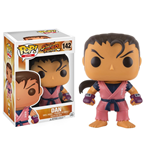 Street Fighter POP! Games Vinyl Figur Dan 9 cm