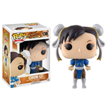 Street Fighter POP! Games Vinyl Figur Chun-Li 9 cm