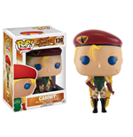 Street Fighter POP! Games Vinyl Figur Cammy 9 cm